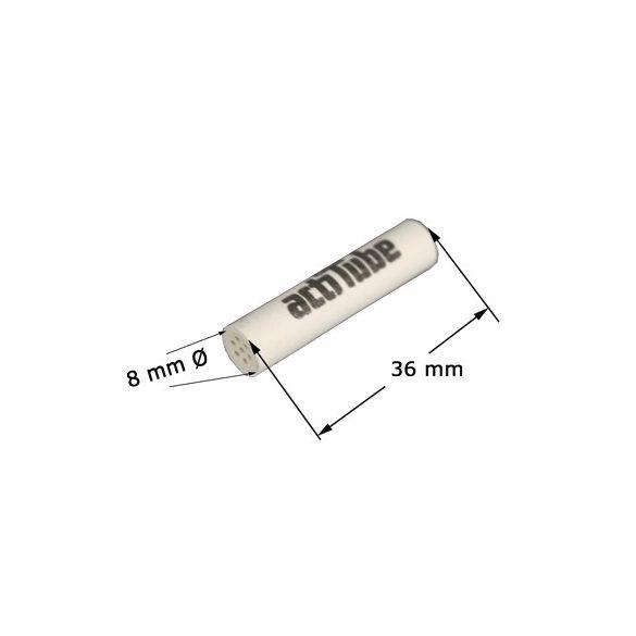 actiTube100 Aktivkohlefilter