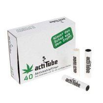actiTube40 Aktívszén-szűrő