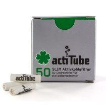 actiTube50 Slim Aktivkohlefilter