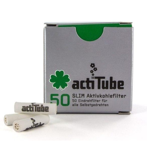 actiTube50 slim Aktívszén-szűrő