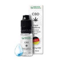 Premium CBD E-Liquid / Bázis adalék / 1000 mg CBD-vel