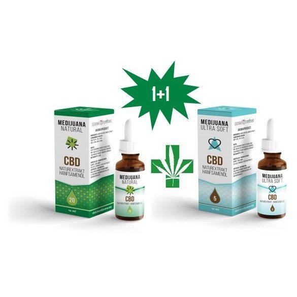 Premium CBD E-Liquid Base Additiv - mit 1000 mg CBD