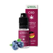 Premium CBD E-Liquid (30 mg) / Blueberry Kush