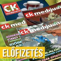 CK & MEDIJUANA magazin 2020 éves előfizetés (magyar kiadás)