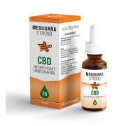 MEDIJUANA STRONG <> CBD-Öl <> 25% CBD (10 ml)