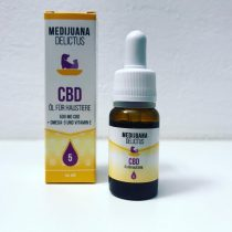 MEDIJUANA DELICTUS <> CBD kenderolaj kisállatoknak <> 500 mg CBD-vel