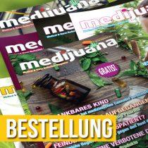 MEDIJUANA magazin Jahresabo 2021 (Deutsche Ausgabe)